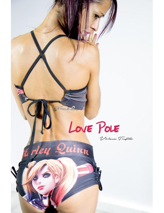 Conjunto Harley Quinn