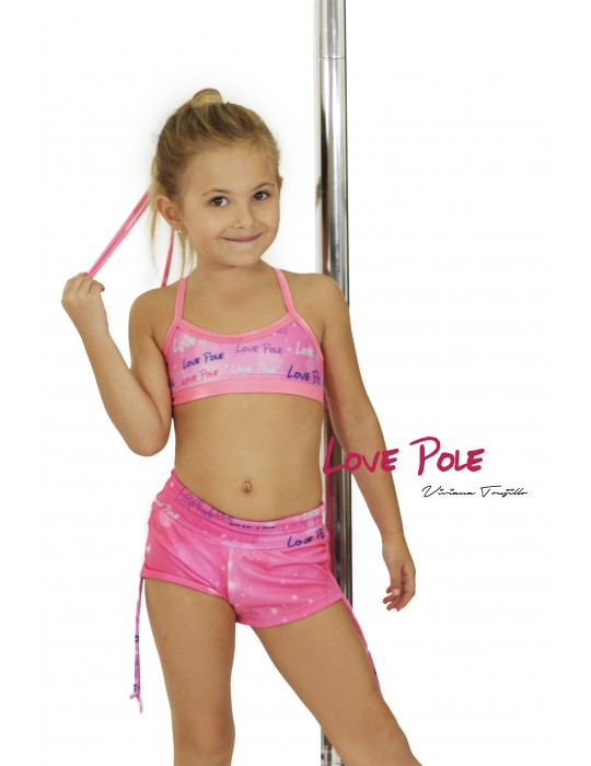Conjunto tradicional LOve Pole