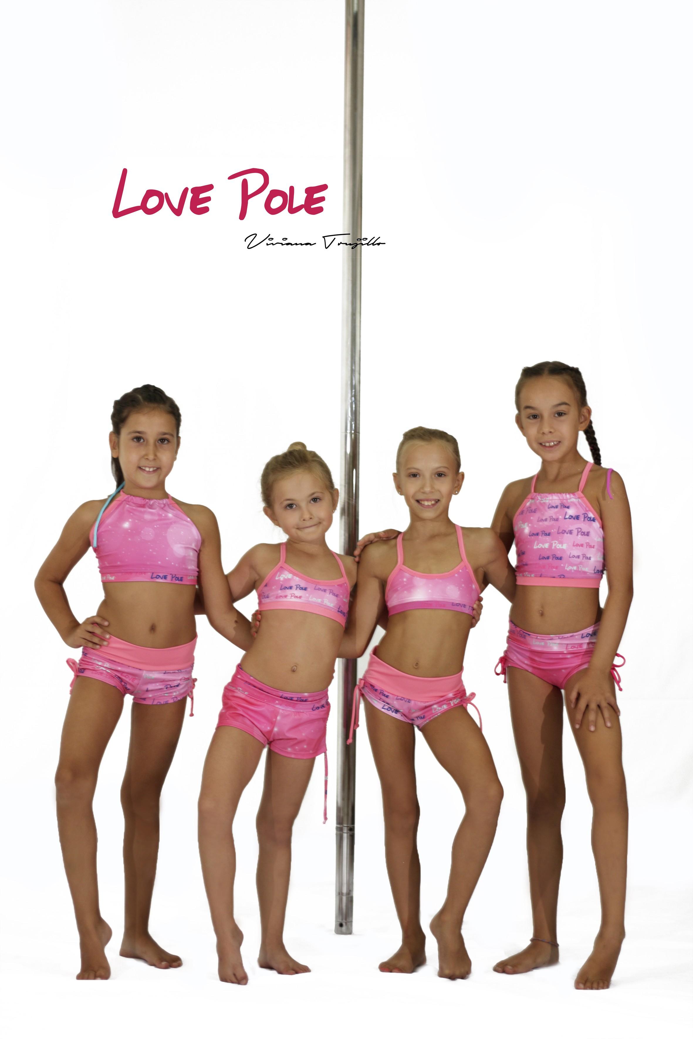 Pole Kids Love Pole